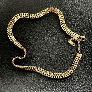 ✨18K Gold Plated Chain Necklace/Bracelet/Anklet